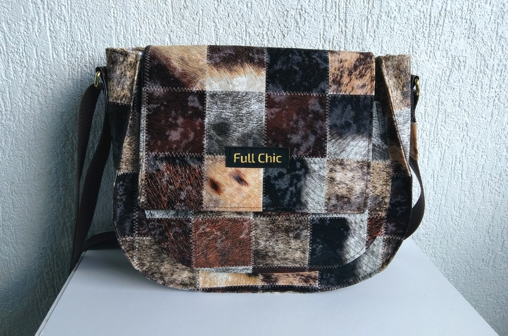 sac band effet patch